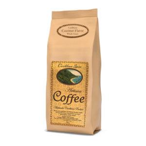 Caribbean Spice Coconut Кокос кофе