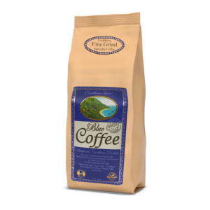 Caribbean Spice blue кофе